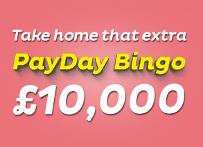 Pay Day Bingo