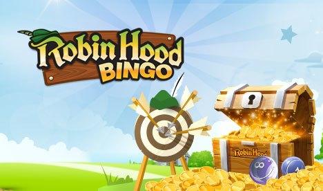 Robin hood bingo login