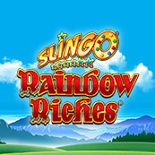 slingo bingo rainbow riches
