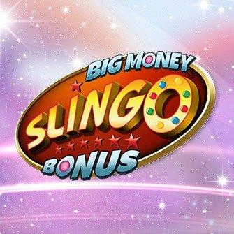 Slingo Bingo big money slingo bonus