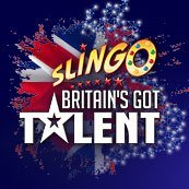 Slingo Bingo slingo britains got talent