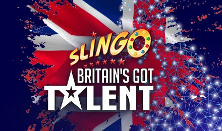 Slingo Britain's Got Talent